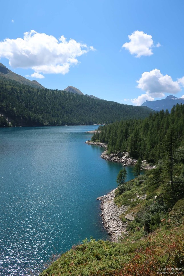 Lago Devero (Le petit requin)