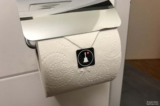 WC-papier (Le petit requin)