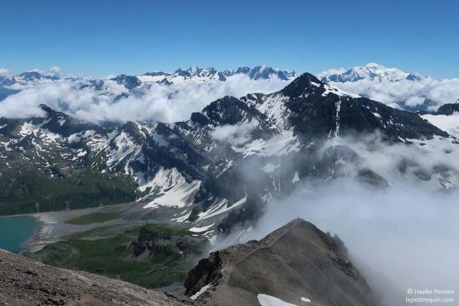 Mont Blanc (Le petit requin)