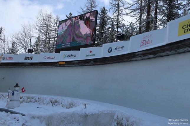 Olympia Bob Run St. Moritz (Le petit requin)