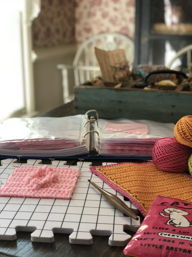 Certified Crochet Instructor program from the Craft Yarn Council.