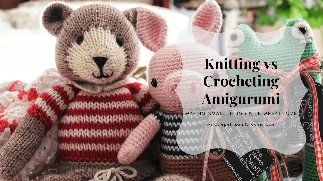 Crochet Teddy Bear - Black Zebra - natureZOO of Denmark (EN) | 720x1280