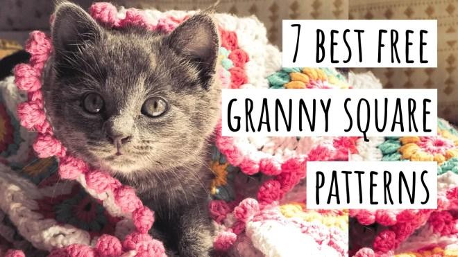 Free Granny Square Patterns