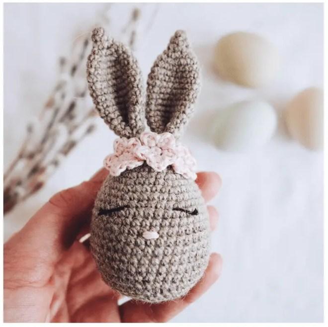 Easter amigurumi pattern