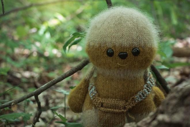 Star Wars Knitting Patterns Chewbacca