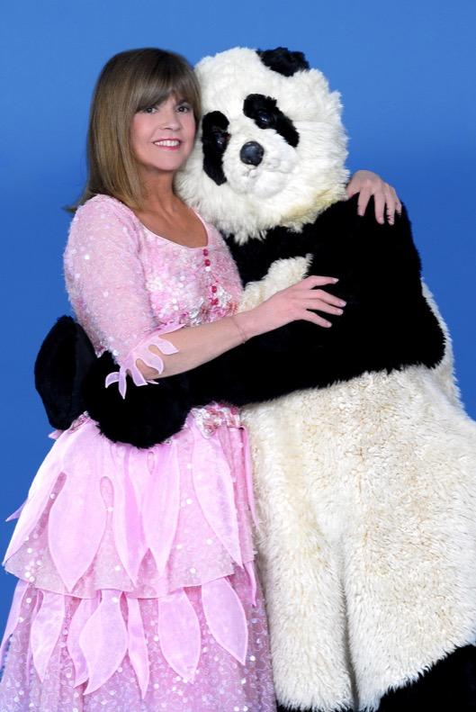 Chanson Je Ne Suis Pas Un Panda : chanson, panda, Chantal, Marraine, Cœur, Panda, Beauval, Petit, Solognot
