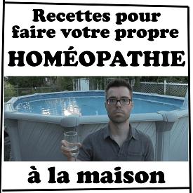 Recettes pour faire votre propre homéopathie à la maison