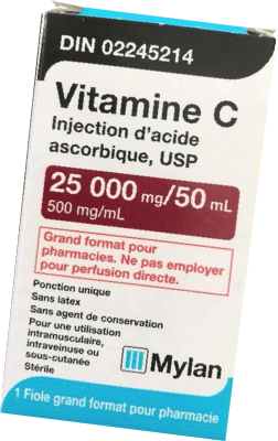 la vitamine c et le cancer