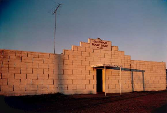 Greenwood Moose Lodge de William Eggleston