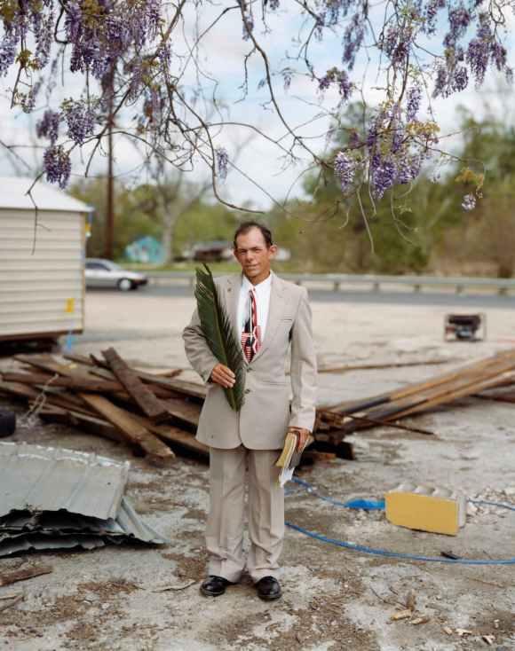 © Alec Soth - Patrick - Dimanche des Rameaux - Baton Rouge, Louisiane