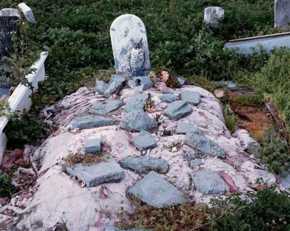 © Alec Soth - Mémorial, Holt Cemetery - Nouvelle-Orléans, Louisiane
