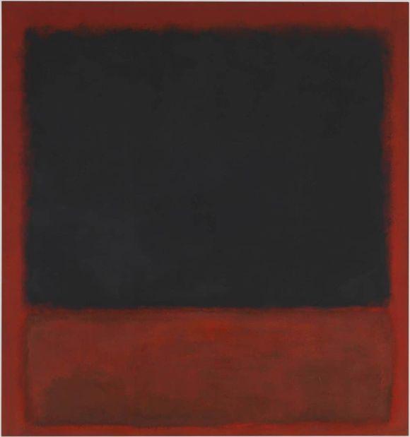Mark Rothko - Untitled - 1964