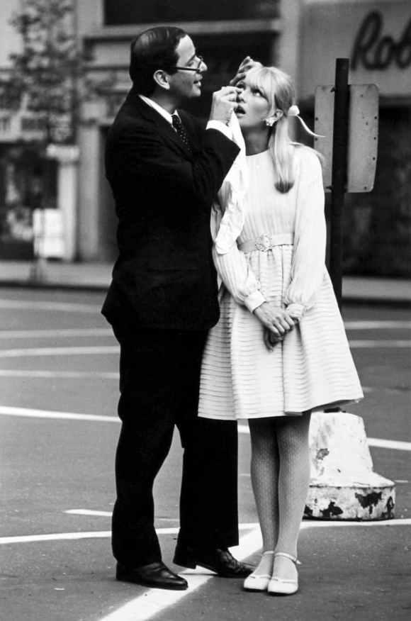 Saul Leiter - Henry Wolf - 1967