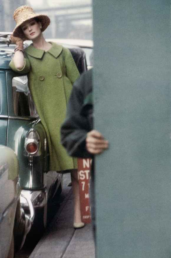 Saul Leiter - Toa pour Harper's Bazaar - 1959