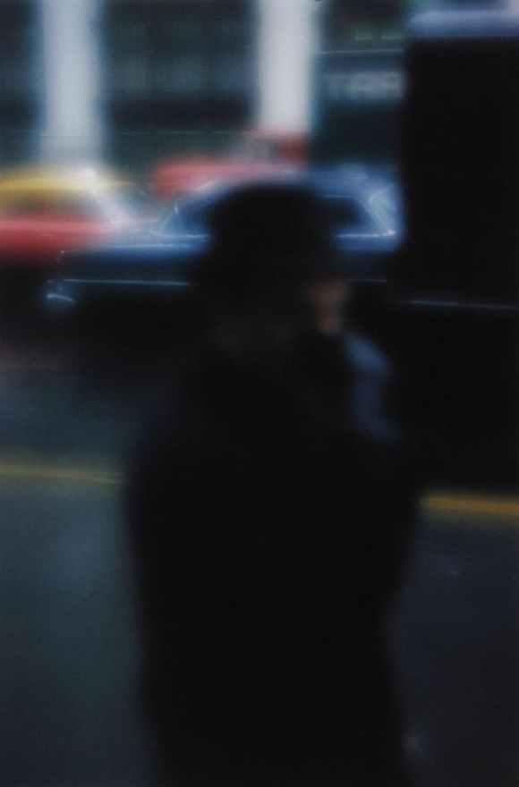 Saul Leiter - Scène de rue - 1958