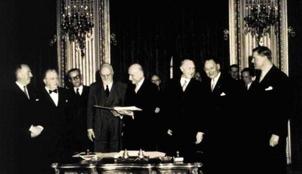 Парижский договор