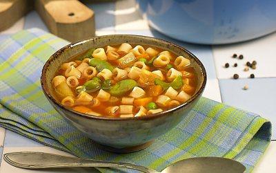 Fell en soupe aux légumes