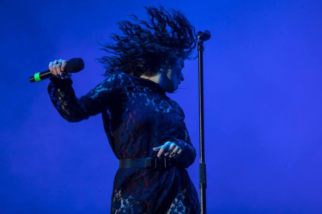 Lorde Open'er 2017