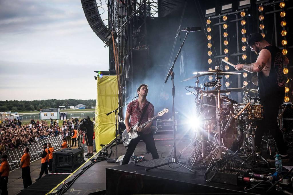 Royal Blood Open'er Festival 2017