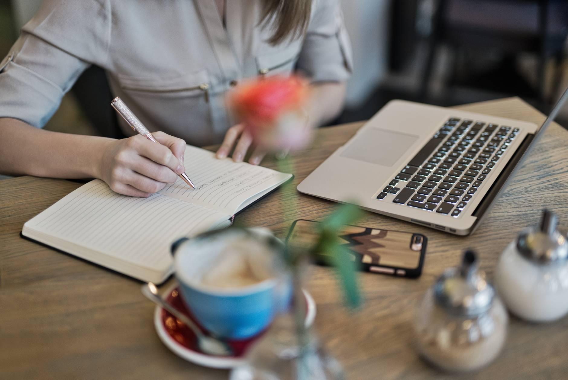 Planifier l'écriture de son roman