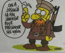 Les cons se font Hara-Kiri avec Charlie-Hebdo