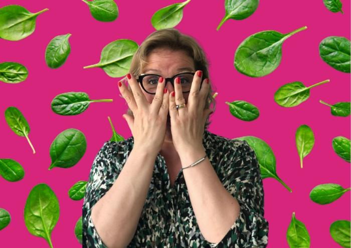 Les légumes verts luttent contre la perte d'acuité visuelle
