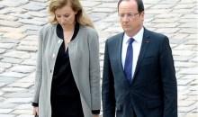 François Hollande et Valérie Trierweiler/ La fin aujourd'hui ?