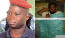 URGENT: UNE PHOTO DU COMMANDANT JEAN-NOEL ABEI EN MAUVAIS ETAT DEPUIS SA CELLULE DE DETENTION A BOUAKE