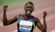 Athlétisme: les Ivoiriens Koffi Hua et Murielle Ahouré décrochent l`or sur 200m au championnat d'Afrique