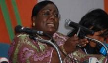 Côte d'Ivoire/Enlèvements d'enfants : La ministre de la solidarité, de la femme…Anne Désirée Ouloto se réveille enfin