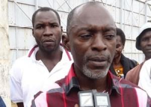 Charles Koffi, le président du Renavidet-Ci déterminé à faire éclater la vérité. (Ph: Dr)