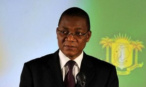 Mr Bruno Nabagné KONE - Ministre de la Poste et des TIC, porte-parole du gouvernement ivoirien (Ph:Dr)