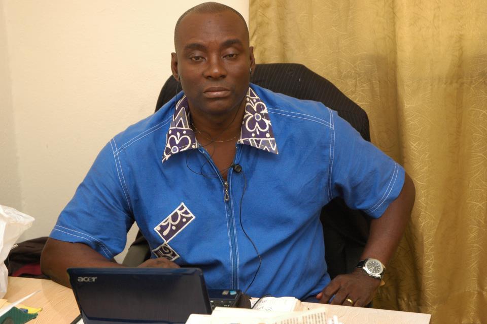 L'ex-Conseiller Technique du ministre des Sports, Fernand Dedeh (Ph:Dr)