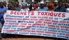 [Côte d'Ivoire Déchets Toxiques/Affaire détournement des 4,658 milliards pour l'indemnisation des victimes] Le délibéré civil rabattu au jeudi 16 mai 2019