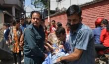 Un nouveau séisme au Népal de magnitude 7,4 est ressenti jusqu'en Inde