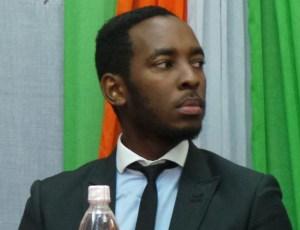Edwin Anoma, Directeur de publication du journal web:lepointsur.com