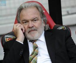 Henri Legarda (67 ans), l'ancien président du Mans FC (2001-2013)