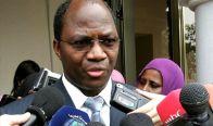 Djibrill Bassolé, figure pro-Compaoré, ex-candidat à la présidentielle a été arrêté. Ph.Dr