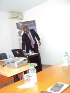 Steve Blesson, Managing Partner, responsable de 2B Consulting