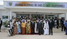 Sacrilège-Le roi des anoh, Nanan Akou Morou II abandonné par ses collègues en prison #civ