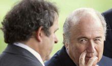 Après le verdict  de la FIFA , ce que  de  Blatter et  Platini peuvent faire