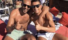 Le « flirt » de Cristiano Ronaldo avec un Kick-boxer