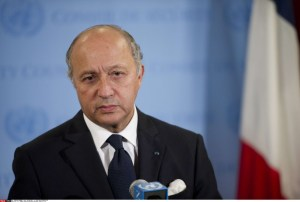Laurent Fabius.Ph.Dr