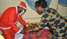 D'Abidjan à Toumodi/ Les grandes étapes de la caravane de noël du ministère de la santé et de la lutte contre le sida