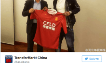 Transfert/ Gervinho dépose ses valises en Chine