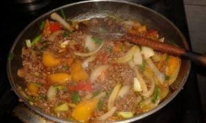 La sauce légume est très nourrissante (PH/DR)