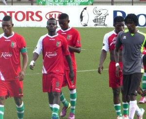 le retour de l'Africa sports sur la scène internationale est très attendu; pH; DR