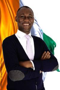 Landry KUYO, Citoyen de Côte d'Ivoire.Ph.Dr