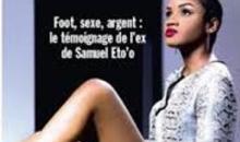 ''Revenge Porn'' de Nathalie Koah :Un ouvrage qui accable Samuel Eto'o