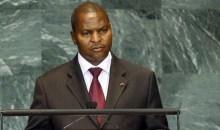 RCA : Prestation de serment/Le Président Faustin Archange Touadéra  promet de ramener la cohésion sociale au sein des populations
